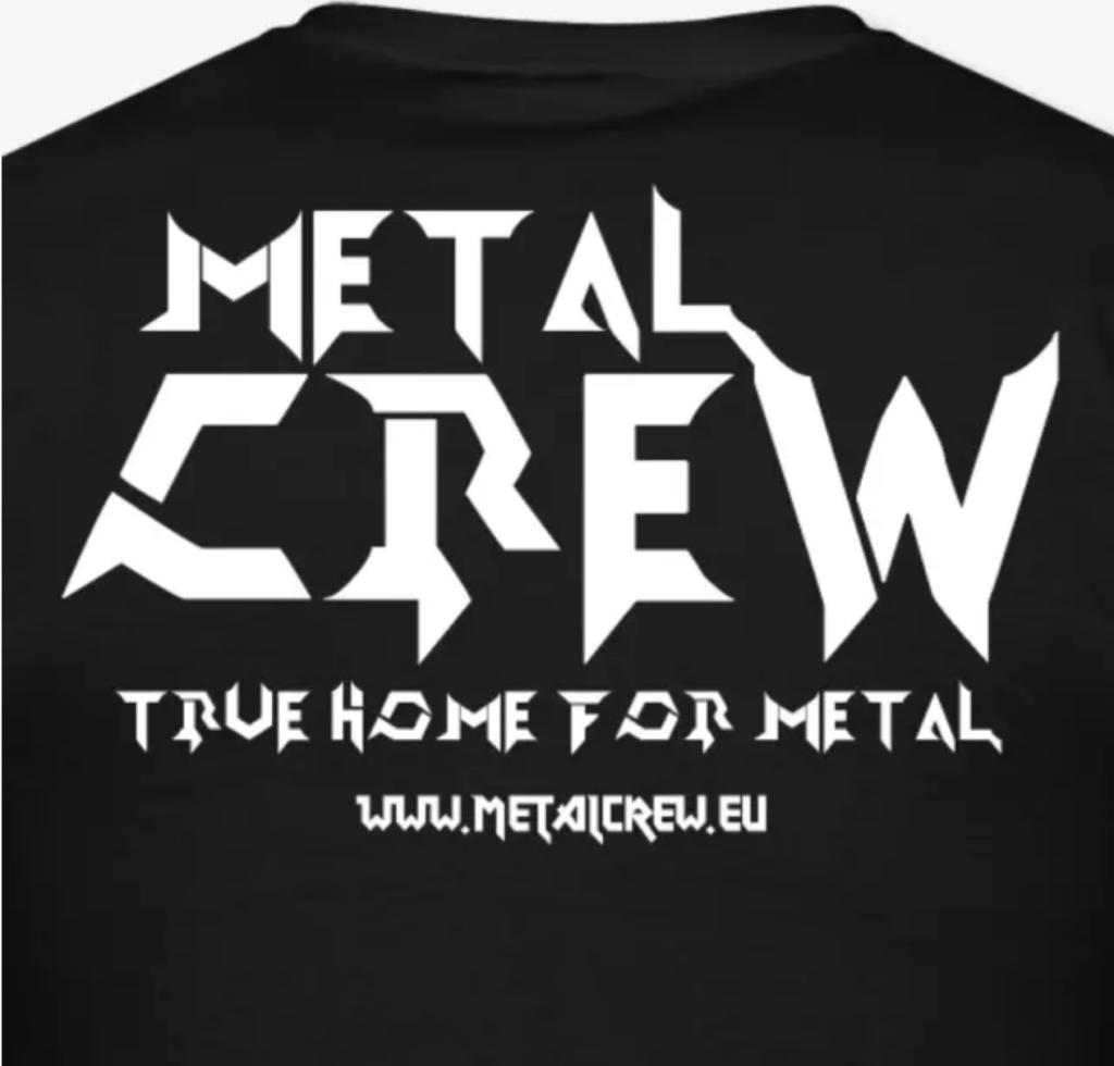 MetalCrew Shirt Back